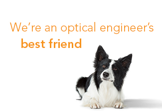 We're an optical engineer's best friend